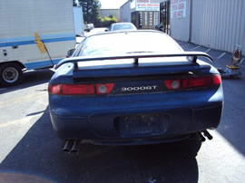 1994 MITSUBISHI 3000 GT 2 DOOR COUPE 3.0L DOHC AT FWD COLOR BLUE 133640