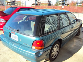 1994 SW2 SATURN WAGON STK:  099757