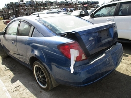 2006 SATURN ION 2 BLUE 2.2L AT 169933