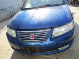 2006 SATURN ION 3 BLUE 4DR 2.2L AT 169917