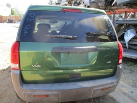 2003 SATURN VUE GREEN 3.0L AT 4WD 169927