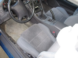 1995 EAGLE TALON TSI BLUE 2.0L TURBO AT 4WD 153732