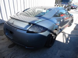2007 MITSUBISHI ECLIPSE COUPE GT GRAY 3.8 AT 2WD 213996