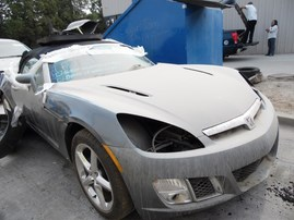 2007 SATURN SKY REDLINE CONVERTIBLE GRAY 2.0L TURBO MT 179937