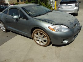 2007 MITSUBISHI ECLIPSE SE SILVER 2.4 AT 193903