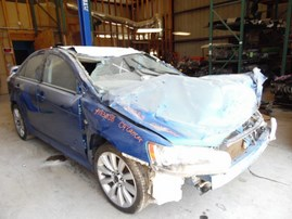 2009 MITSUBISHI LANCER GTS BLUE 2.4L AT 183858