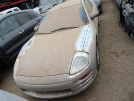 2003 MITSUBISHI ECLIPSE RS COUPE SILVER 2.4 AT 2WD 203989