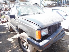 1993 MITSUBISHI PICK UP GRAY STD CAB 2.4L MT 2WD 183868