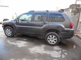 2011 MITSUBISHI ENDEAVOR LS BROWN 3.8 AT 4WD 203991