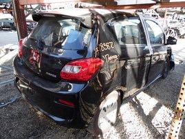 2017 MITSUBISHI MIRAGE ES BLACK 1.2L AT 183872