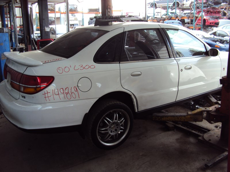 saturn l300 v6 2000 series sedan 0l door fwd parts engine trim