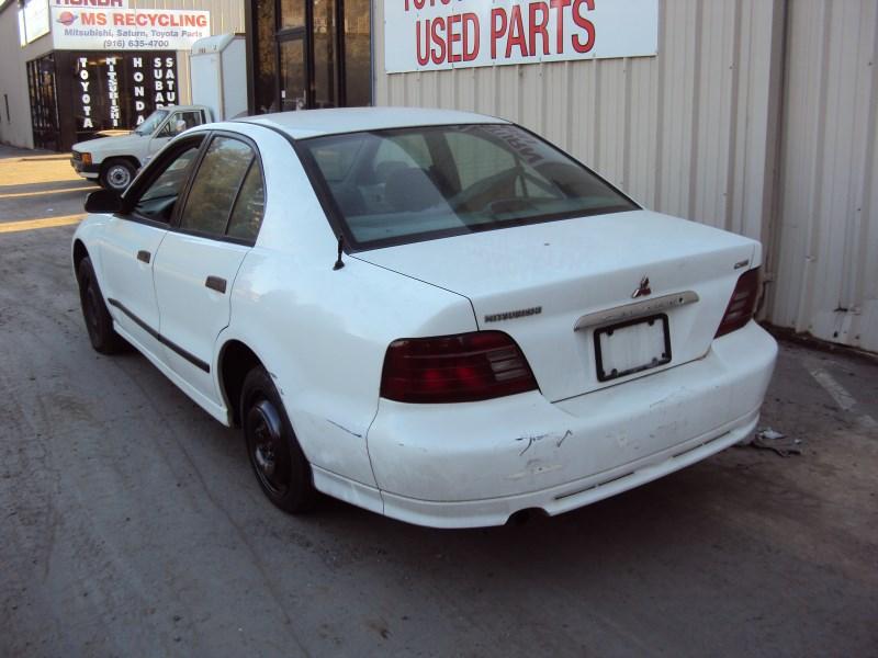 1999 Mitsubishi Galant Parts ✓ Mitsubishi Car