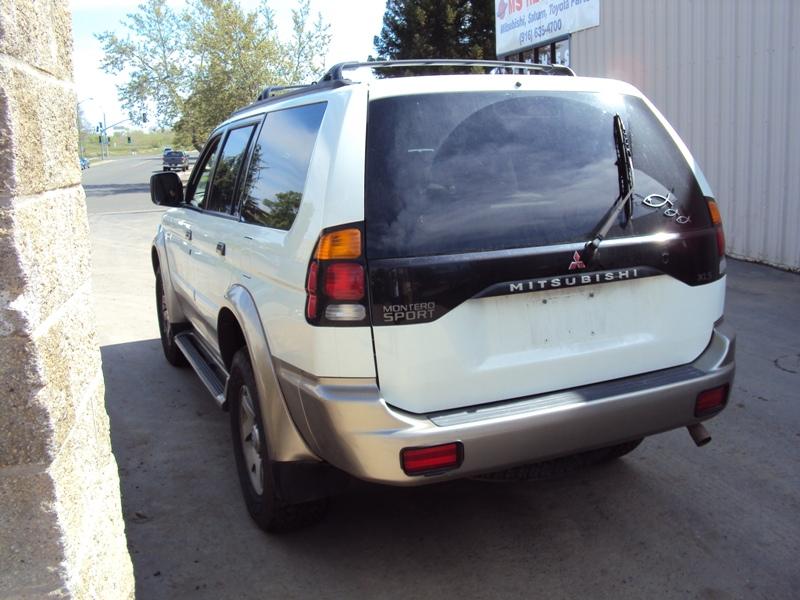 ... 2000 MITSUBISHI MONTERO SPORT XLS MODEL 3.0L V6 AT 2WD COLOR WHITE STK  133625