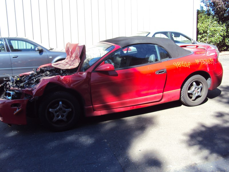Dsc on Mitsubishi Eclipse Body Parts