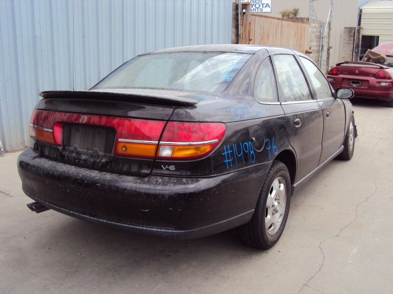 2000 SATURN L SERIES 4 DOOR SEDAN L300 MODEL 3.0L V6 AT FWD COLOR ...