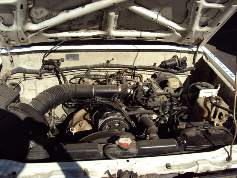 1989 Chrysler Conquest 2600 Fuse Box Diagram