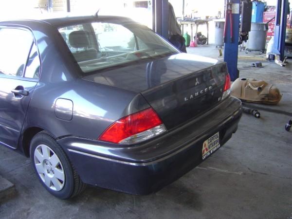 2001 mitsubishi mirage repair manual