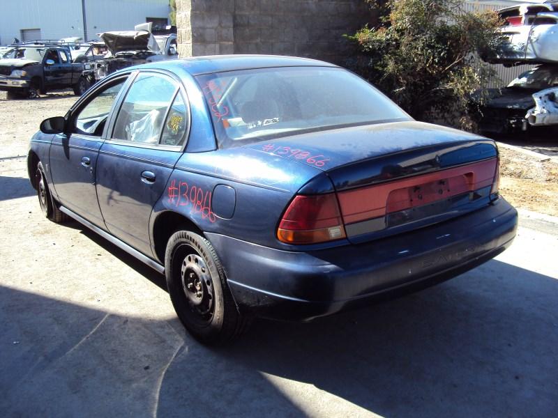 1996-02 Saturn Sedan/Wagon | Consumer Guide Auto