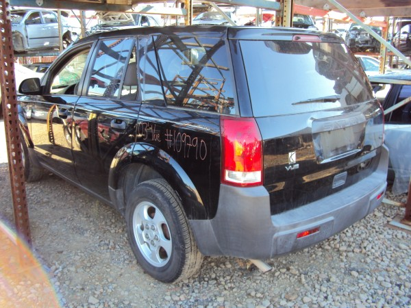 2003 saturn vue 6cyl automatic transmission stk 109790. Black Bedroom Furniture Sets. Home Design Ideas