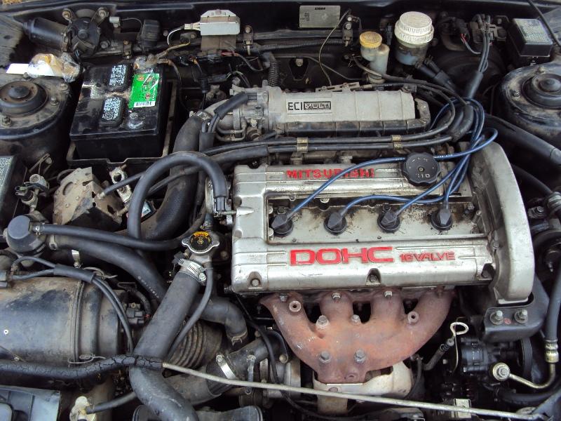 1990 Mitsubishi Eagle Talon Tsi  2 0 L Engine  Trb Mt Awd