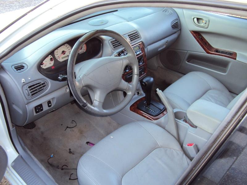 1999 mitsubishi galant 3 0l engine automatic