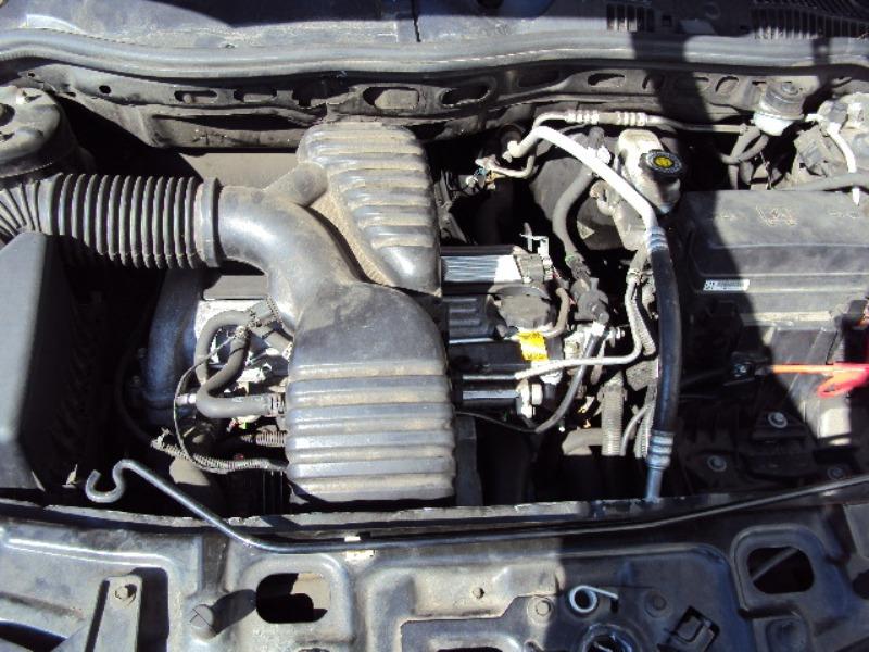 2003 saturn vue suv 2 2l manual transmission fwd color orange stk 129827 m s recycling rancho. Black Bedroom Furniture Sets. Home Design Ideas