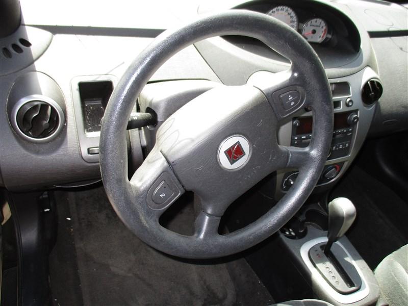 2006 Saturn Ion Cpe 24l Auto Color Black Stk 159900 Ms