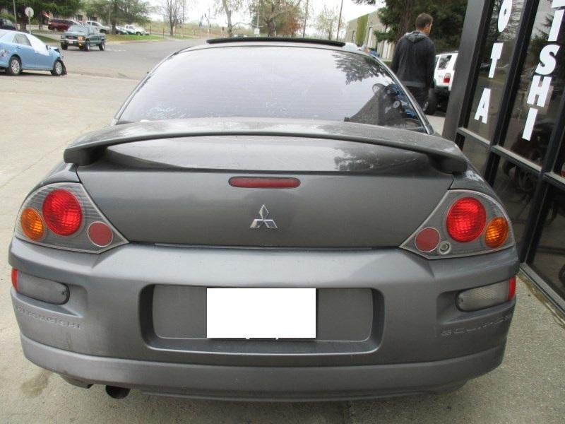 2003 Mitsubishi Eclipse Gs Gray 2 4l At 163746