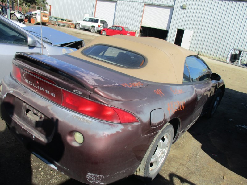 1999 mitsubishi eclipse spyder gs purple 2 4l at 163807 mitsubishi parts recycling. Black Bedroom Furniture Sets. Home Design Ideas