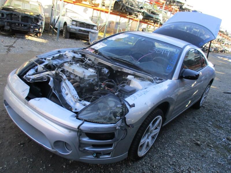 2003 MITSUBISHI ECLIPSE RS SILVER 2.4L AT 173809- Mitsubishi Parts