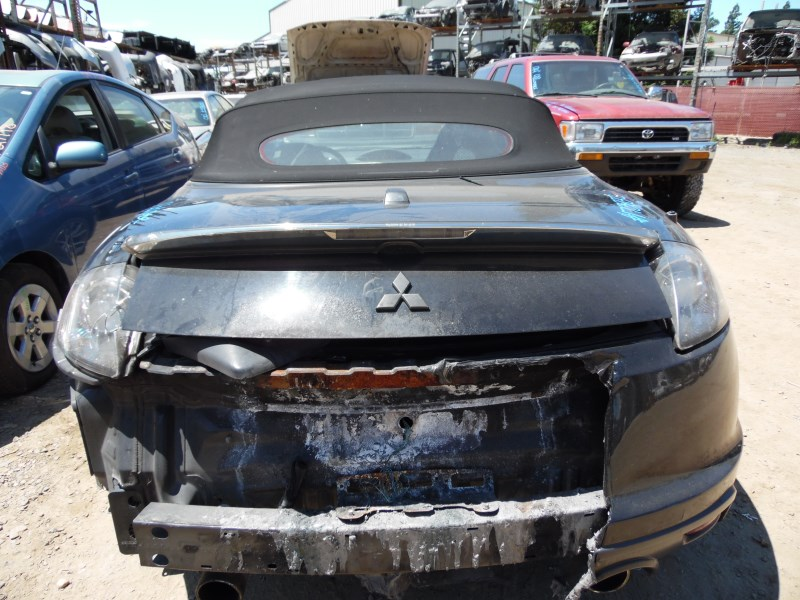 2009 Mitsubishi Eclipse Spyder Gt Black 38l At 173832 Mitsubishi