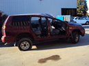 2000 MITSUBISHI MONTERO SPORT SUV ES MODEL 3.0L V6 AT 2WD COLOR RED 133619