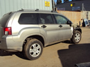 2007 MITSUBISHI ENDEAVOR SUV 3.8L V6 AT FWD COLOR SILVER STK 133620