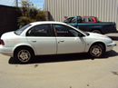 1997 SATURN SL2 MODEL 4 DOOR SEDAN 1.9L DOHC MT FWD COLOR WHITE STK 139854