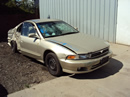 2001 MITSUBISHI GALANT 4 DOOR SEDAN ES MODEL MITSUBISHI GALANT AT FWD COLOR GOLD STK 133627