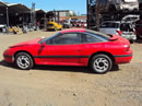 1992 DODGE STEALTH 2 DOOR COUPE ES MODEL 3.0L DOHC MT FWD COLOR RED  143661