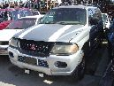 2000 MITSUBISHI MONTERO SPORT ES MODEL 3.0L AT 2WD COLOR SILVER