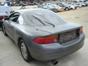 1996 MITSUBISHI ECLIPSE TALON, MANUAL TRANS, COLOR:GRAY, STK:093441