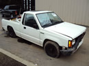 1990 MITSUBISHI TRUCK 4CYL, COLOR WHITE