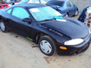 1996 MITSUBISHI ECLIPSE 2.0L NON TURBO, 5SPEED TRANSMISSION, STK # 103484