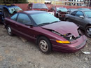 1994 SATURN SC2 , COLOR MAROON , STK # 109764