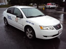 2005 SATURN ION COLOR-WHITE, STK# 109767