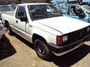 1989 MITSUBISHI TRUCK , 4CYL, 5 SPEED TRANSMISSION, COLOR-WHITE STK# 103507