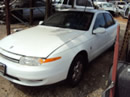2000 SATURN LS COLOR WHITE STK# 109780