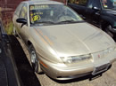 1997 SATURN SL2 COLOR GOLD, STK# 109781