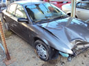 2001 SATURN SL1, COLOR GRAY, STK # 109788