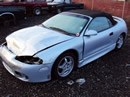 1998 MITSUBISHI ECLIPSE CONVERTABLE 2.4L , 5 SPEED TRANSMISSION, STK# 103538