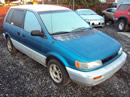 1994 MITSUBISHI COLT, COLOR TEAL GREEN, STK# 113542