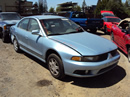 2003 MITSUBISHI GALLANT 2.4L ENGINE, AUTOMATIC TRANSMISSION, COLOR-BLUE, STK # 113554