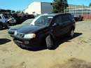 2006 SATURN VUE 3.5L AT AWD COLOR BLACK STK # 119803